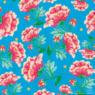 Pattern Latin Hispanic Flower